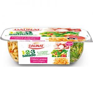 123 Salade Chèvre Lardons