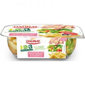 123 Salade Pommes de terre Reblochon