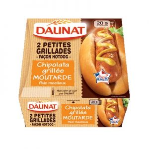 2 Petites Grillades Moutarde
