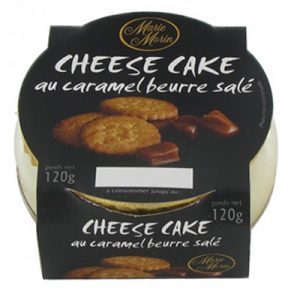 Cheese Cake Caramel au Beurre Salé