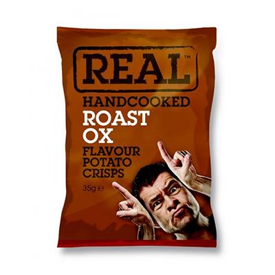 Chips Anglaise Boeuf Rôti