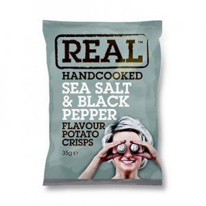 Chips Anglaise Poivre Noir et Sel