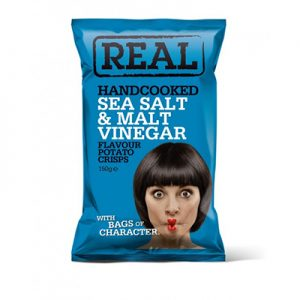 Chips Anglaise Vinaigre de Malt 150g