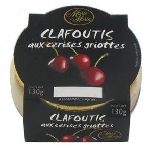 Clafoutis aux Cerises Griottes