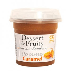 Dessert de Fruits Pomme Caramel