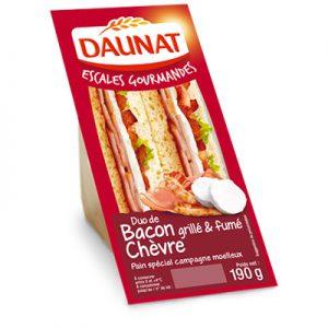 Escaldes Gourmandes Bacon Chèvre