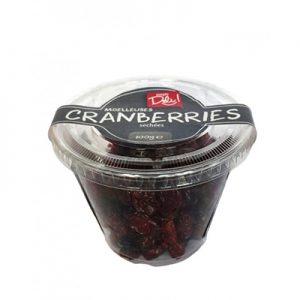 Fruits Moelleux Cranberries