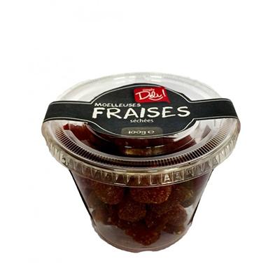 Fruits Moelleux Fraises