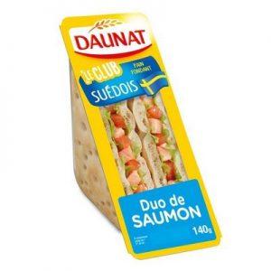 Le Club Suédois Duo de Saumon