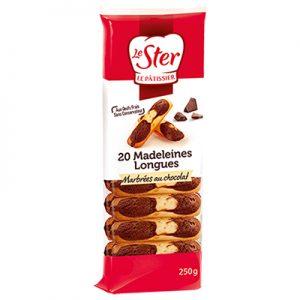 Madeleines longues au Chocolat Le Ster