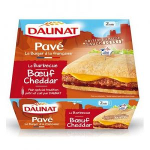 Pavé Le Barbecue Daunat