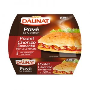Pavé Le Catalan Daunat