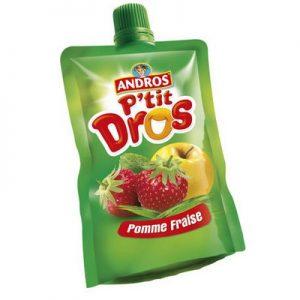 P'tit Dros Pomme Fraise