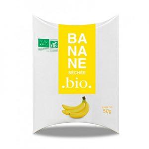 Sachet de Banane Séchée Bio