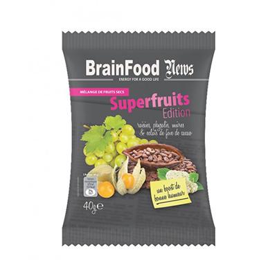 Sachet de Fruits Sec Superfruits et Cacao