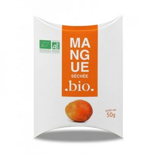 Sachet de Mangue Séchée Bio