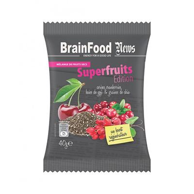 Sachets de Fruits Sec Superfruits et Chia