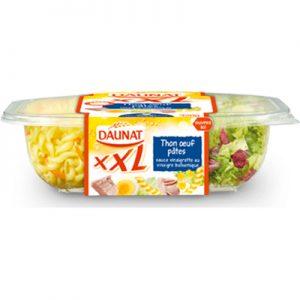 Salade XXL Thon Oeuf