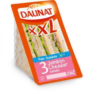 Triangle XXL Jambon Cheddar
