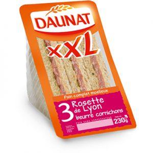 Triangle XXL Rosette de Lyon Cornichons