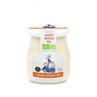 Yaourt Bio Abricot