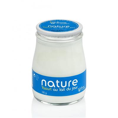 Yaourt Brassé Nature