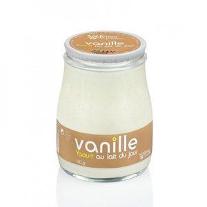 Yaourt Brassé Vanille
